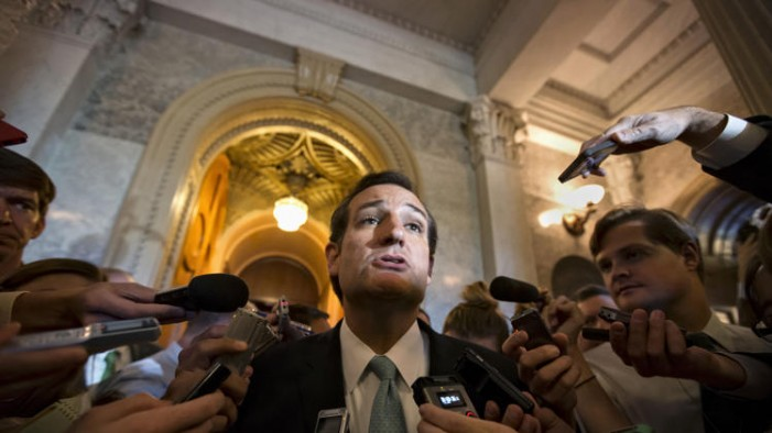 Cruz:  Another loud no-substance rabid-right Republican