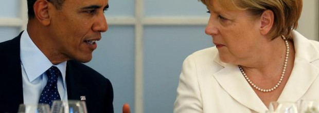 Obama knew NSA was spying on German chancellor