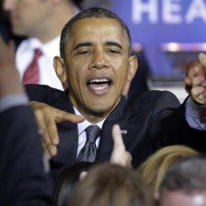 President Barack Obama: So much for promises. (AP Photo/Stephan Savoia)
