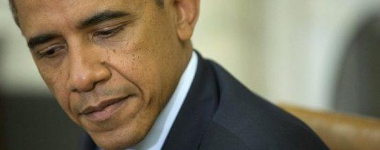 Obama's approval slump: Past point of no return?
