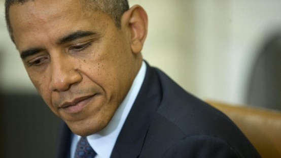 Obama's approval slump: Past point of no return?