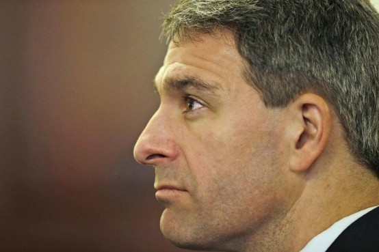 Virginia Republican governor candidate Ken Cuccinelli. (AP/Steve Helber)