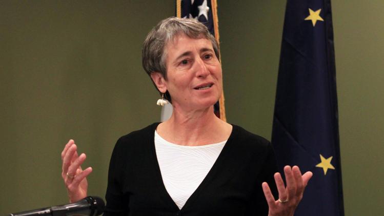 Interior Secretary Sally Jewell (AP/Dan Joling)
