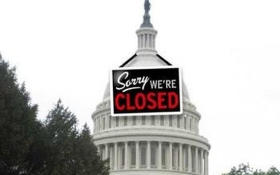 More fallout from the shutdown.