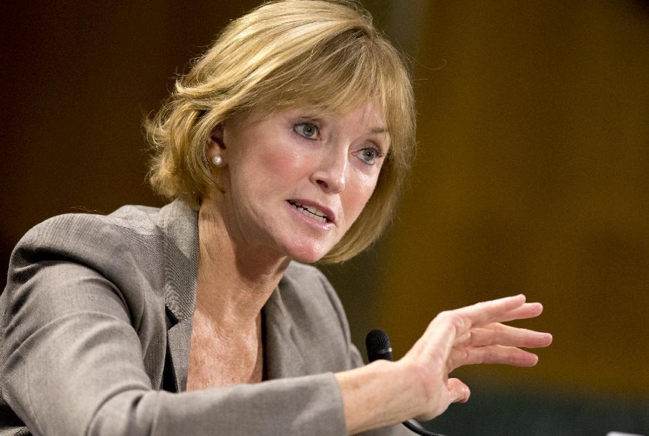 Medicare chief Marilyn Tavenner (AP/J. Scott Applewhite)