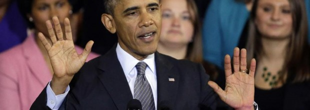 Obama issues halfhearted apology to those losing health insurance