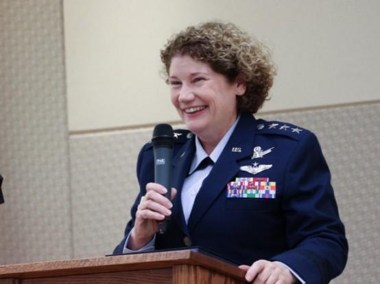 Gen. Susan Helms