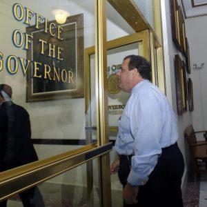 New Jersey Gov. Chris Christie (AP/Mel Evans)