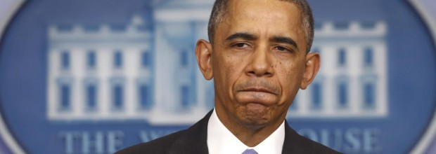Obama tries new tactic:  Accepting blame