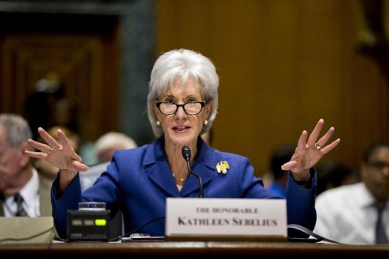 Health and Human Services Secretary Kathleen Sebelius: Lots of explaining to do. (AP/J. Scott Applewhite)