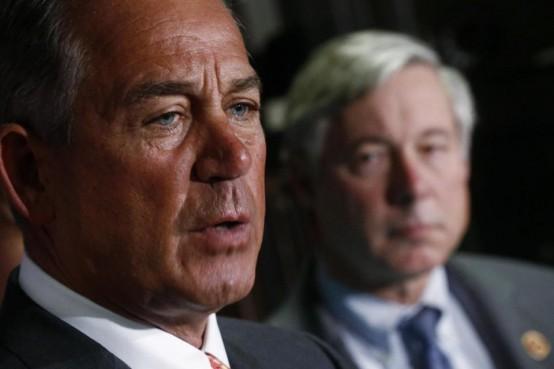 House Speaker John Boehner (AP/Charles Dharapak)