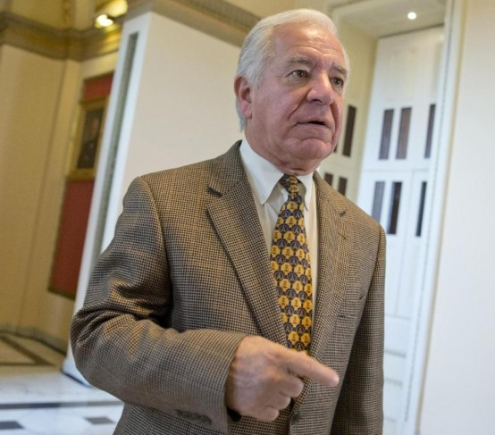 Rep. Nick Rahall, D-WVa (AP/J. Scott Applewhite)