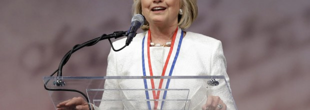 Democratic establishment set to back Hillary for President