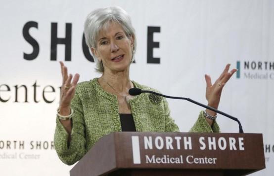 Health and Human Services Secretary Kathleen Selelius. (AP/Lynne Slacky)