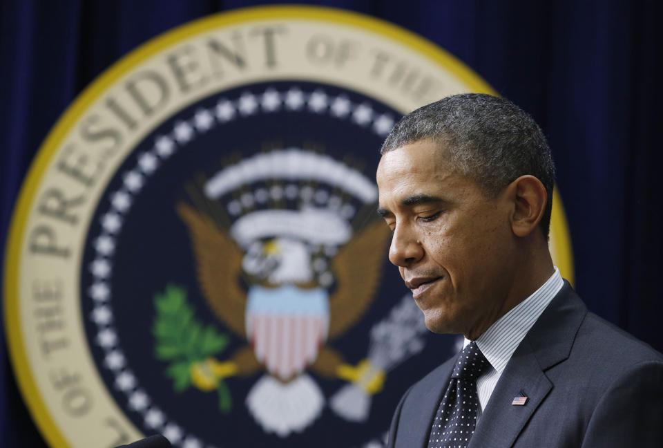 President Barack Obama (Reuters/Larry Downing)