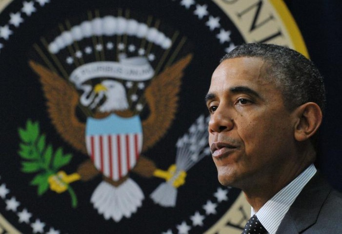 Obama, amid record disapproval, claims economic surge