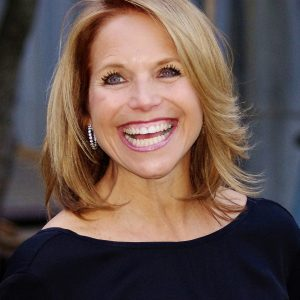 Katie Couric: Becoming a presence on the web