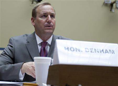 U.S. Representative Jeff Denham (R-CA).