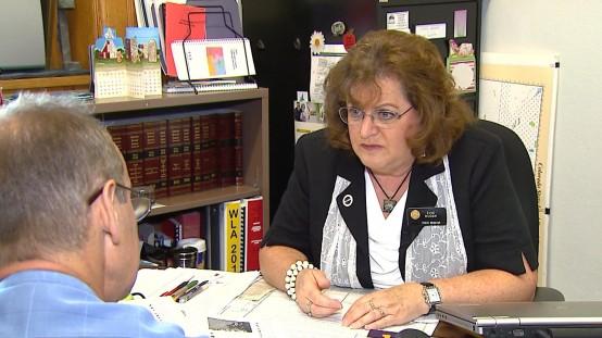 Outgoing Colorado State Sen. Evie Hudak