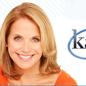Katie Couric:  Now a star of the web?