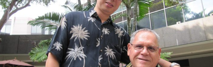 Same sex couple ready to marry legally in Hawaii