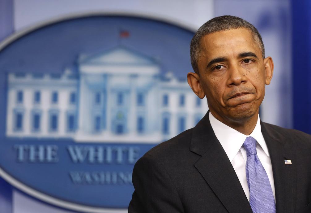 President Barack Obama. (Reuters/Larry Downing)