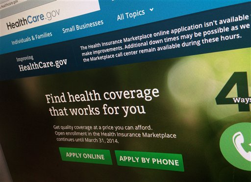 White House claims HealthCare.gov website is on track