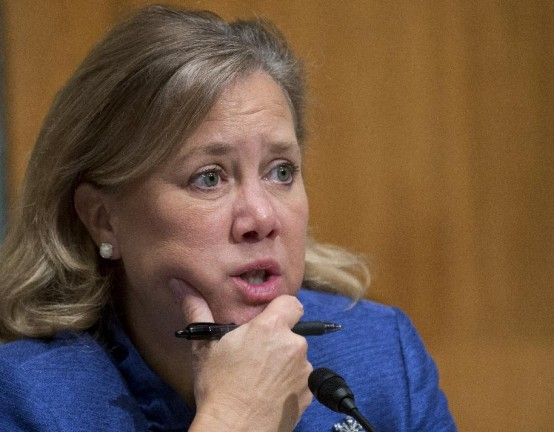 Democratic Sen. Mary Landrieu (AP/Manuel Balce Cenata)