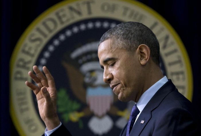 After a rough 2013, Obama hopes for a better 2014