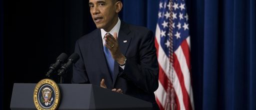 Obama: Time for government to triple use of renewable power