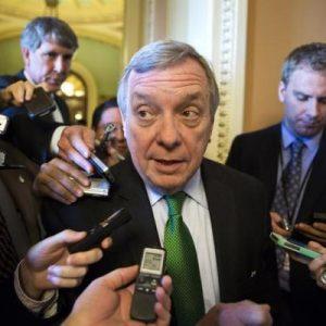 Senator Dick Durbin (D-IL). (REUTERS/Joshua Roberts)
