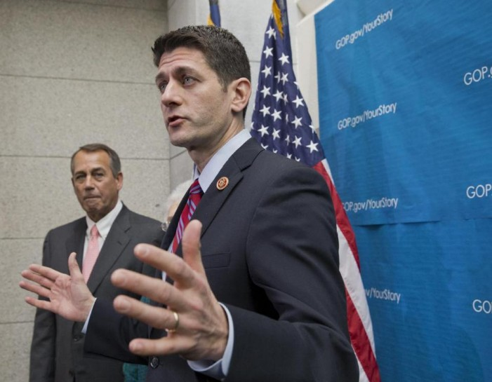 Budget deal creates split among Republican leaders