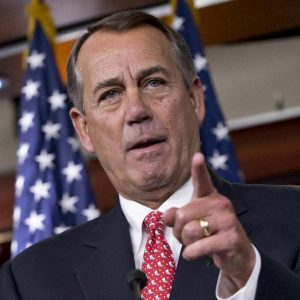 House Speaker John Boehner: Fed up with the rabid right (AP/J. Scott Applewhite)