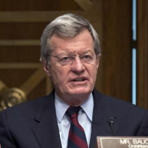 Senate Finance Committee Chairman Sen. Max Baucus, D-Mont. (AP Photo/J. Scott Applewhite, File)