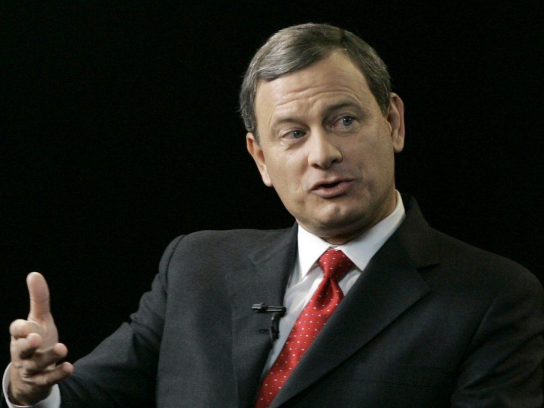 Chief Justice John Roberts (AP/Alan Diaz)