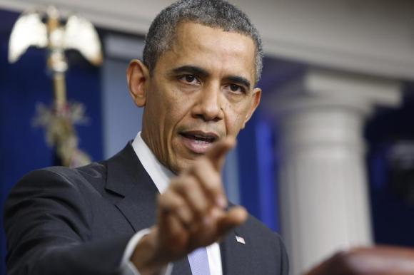 Obama plans 18 Democratic fundraisers in 2014
