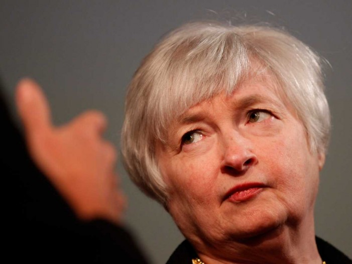 Finally, some good economic news from the Fed