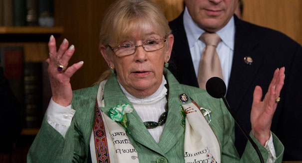 New York Democrat Carolyn McCarthy (AP)