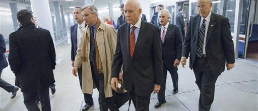 Spending bill passes Senate, goes to Obama