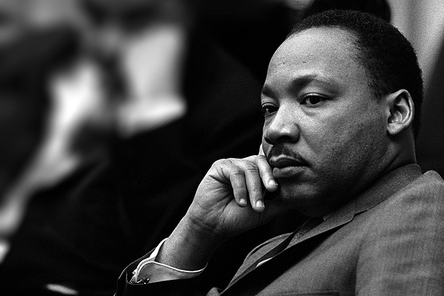 Dr. Martin Luther King (courtesy Wikipedia)