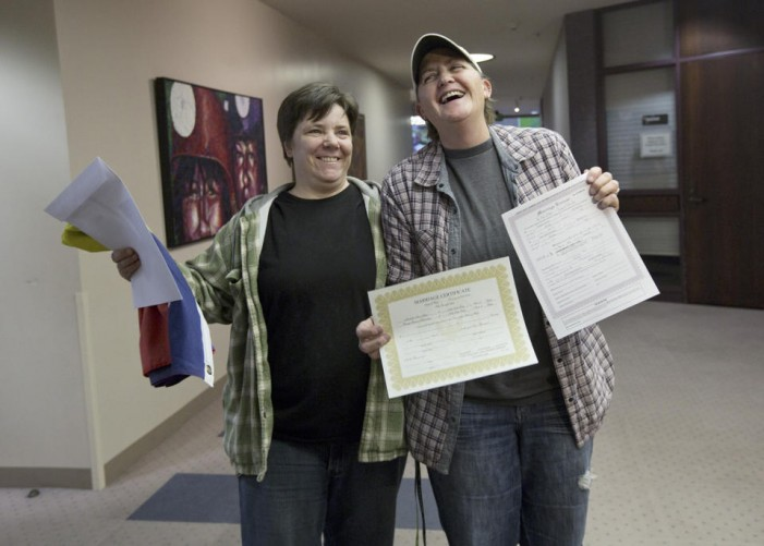 Red states face a 'delicate path' on gay marriage