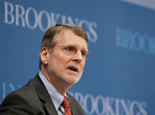 Gary Burtless  (Ralph Alswang, Brooking Institution)
