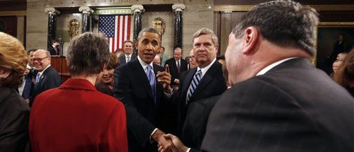 Republicans, of course, unimpressed with Obama's speech