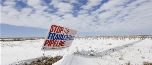 Keystone pipeline clears State Department review