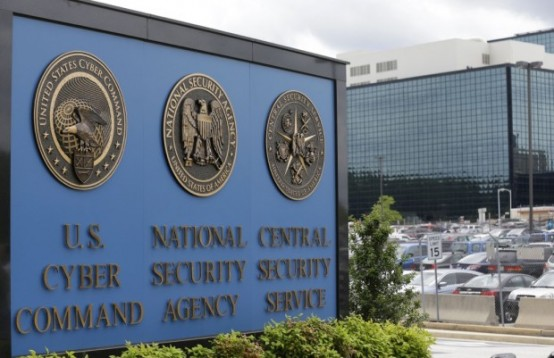 NSA headquarters in Maryland. (AP)