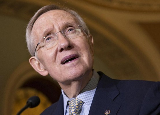 Senate Majority Leader Harry Reid (AP/J. Scott Applewhite)