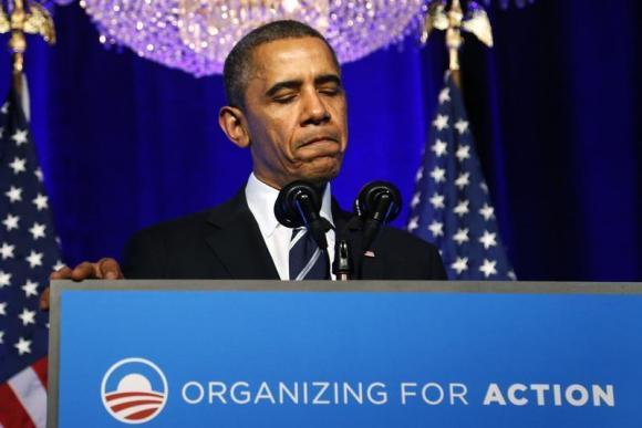 President Barack Obama. (REUTERS/Jonathan Ernst)