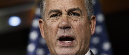 Boehner: Immigration reform? Don't bet on it
