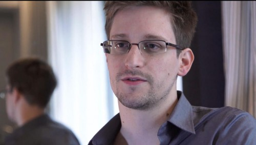 Edward Snowden (The Guardian/London)
