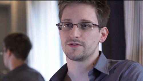 Edward Snowden (The Guardian/London)